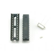 ATMEGA328P-PU & crystal Kit