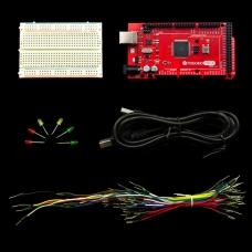 Starter Prototyping kit with Tosduino MEGA2560 R3 (Arduino-compatible)