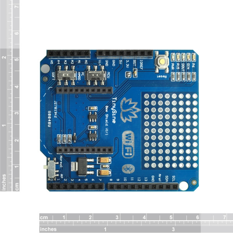 Xbee shield v for arduino