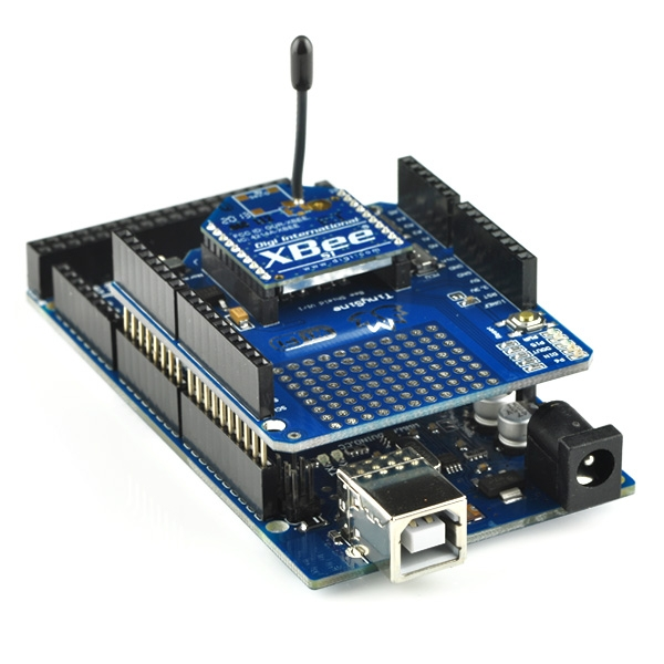 Xbee shield v for arduino