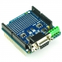 RS232/485 Shield For Arduino