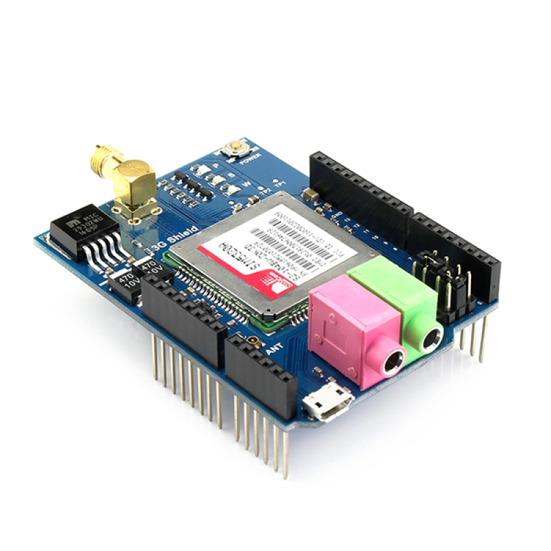 G gprs gsm shield for arduino with gps american version