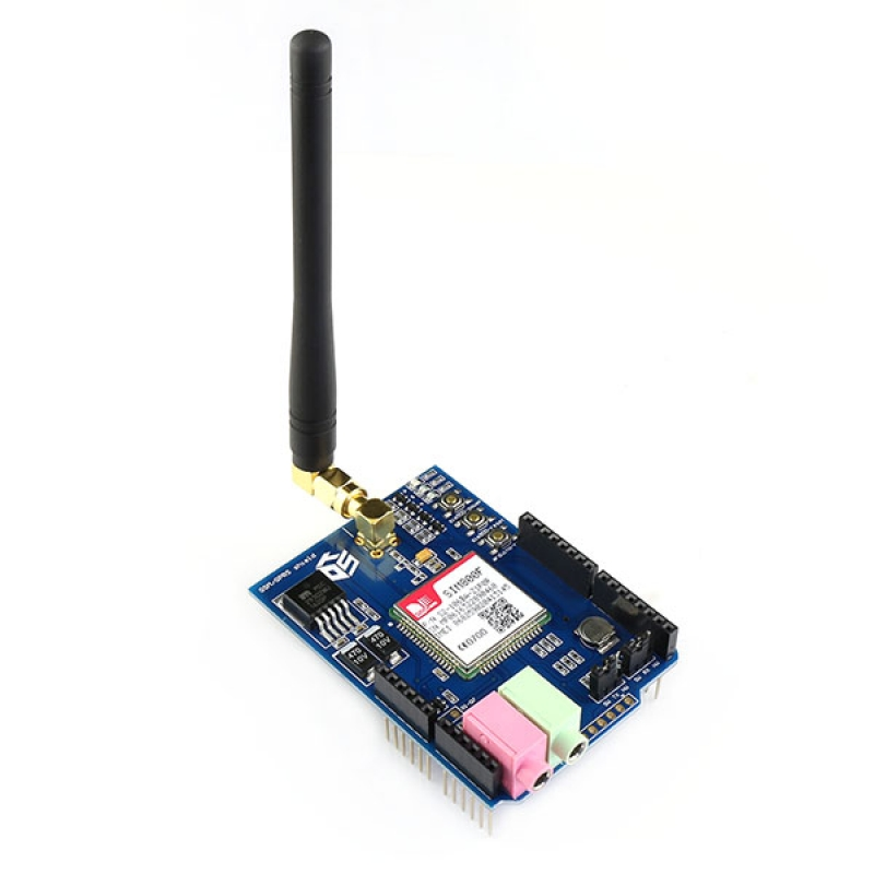 blueviacom - Arduino GSM Shield - Movilforum