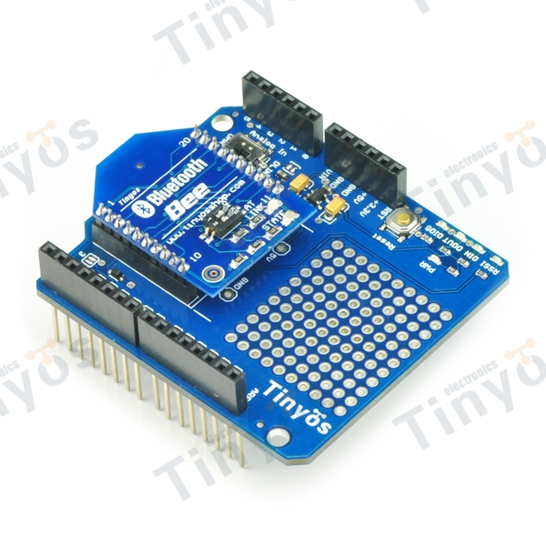 Bluetooth shield for arduino