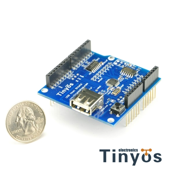 Arduino usb host shield adk