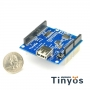 Arduino USB Host Shield 2.0 ADK Shield