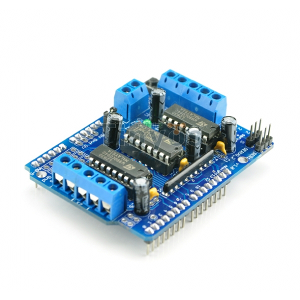 Arduino motor shield l d