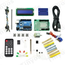 Arduino Advanced kit with Original Arduino UNO R3