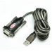 USB To RS232 Serial Port Adapter