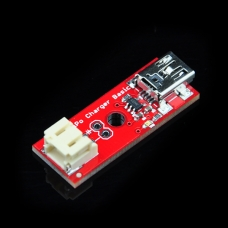 LiPo Charger Basic - Mini-USB Battery Charger Module