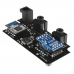 TSA1110 - Smartphone Bluetooth Remote Audio Volume Control Board - (Andorid/iOS)
