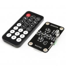 TSA1200 Audio Amplifier IR Remote Control Kit