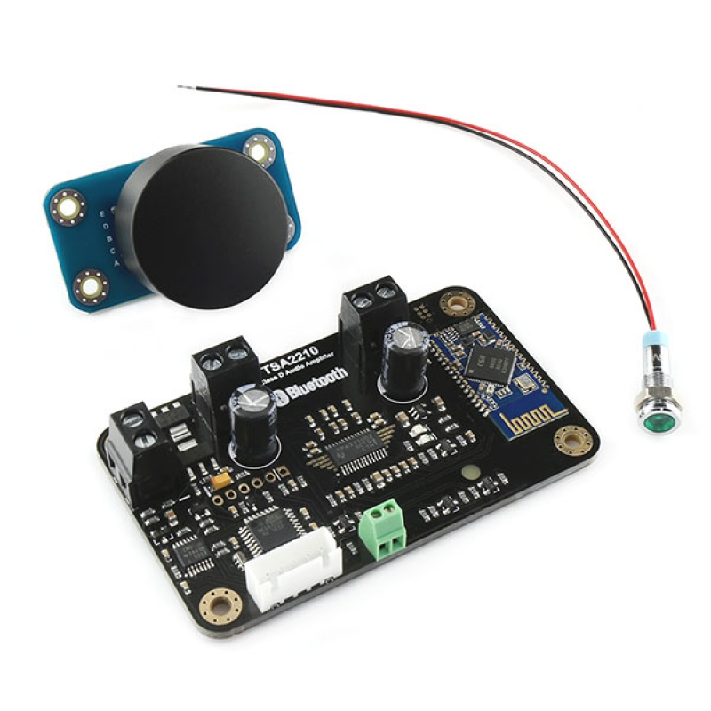 2 x 8 Watt Bluetooth Audio Amplifier Kit - TSA2210