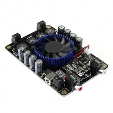 2 x 100W Class D Bluetooth Audio Amplifier Board - TSA7498B(Apt-X)