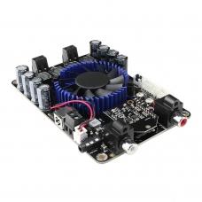 2 x 100W Class D Bluetooth Audio Amplifier Board - TSA7510