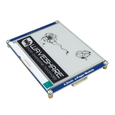 "4.2"" 400x300 E-Ink Display"