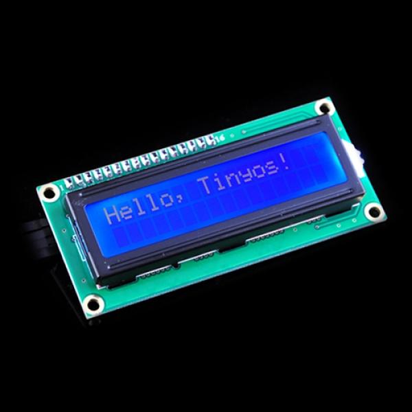 Arduino iic i c lcd module