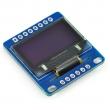 """0.96"""" 128x64 OLED module - White"""