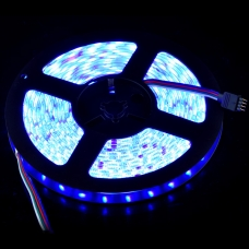 5050 RGB LED Waterproof Strip - 5 meter