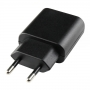 USB Wall Charger 5V DC 1A - European Plug
