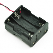Battery Holder - 6xAA Cube
