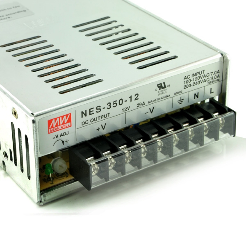 Mean Well Switching Power Supply - 12V 29A 350W