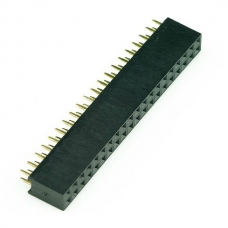 2x20 Pin Female Header