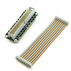 GPIO Breakout Board Kit for Raspberry Pi 3/ Pi 2/ Model B+