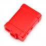 Box for the Raspberry Pi(Red) - Injection molding