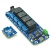 TOSR141 - 4 Channel Smartphone Bluetooth Relay - (Password/Momentary/Latching)