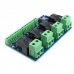 TSIR341 - 4 Channel Outputs ,4 optically Isolated Inputs 30A Bluetooth Relay