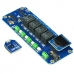 TSIR04 - 4 Channel Outputs ,4 optically Isolated Inputs USB Relay Module