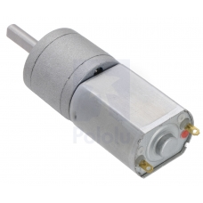 20Dx46L mm Metal Gearmotor 12V - 140:1