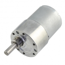 37Dx52L mm Metal Gearmotor 18.8:1