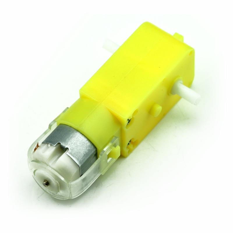 Micro Dc Gear Motor 1 48 Dual Axis