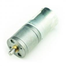 25D mm Gearmotor 78:1