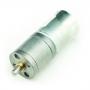 25D mm Gearmotor 34:1