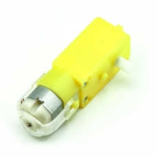 Micro DC Geared Motor 1:256