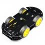 4WD Robot Smart Car Platform