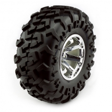 Big Off-Road Wheels - 125x60mm (2 pack)