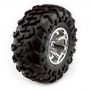 Big Off-Road Wheels - 125x60mm (2 pack)