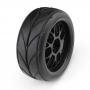 Toy Tires - Rubber Wheel 65x27mm (2 Pack)