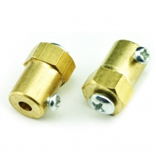 Wheel - Motor Adapter (2 Pack)