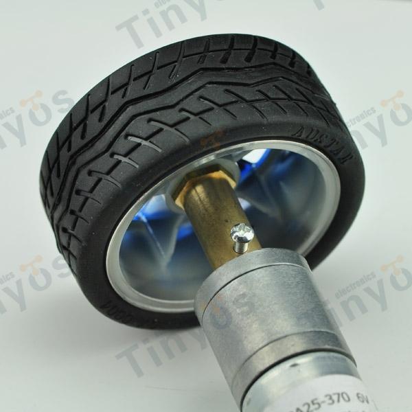 Wheel Motor Adapter Long 2 Pack