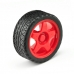 Toy Tires - Basic Rubber Wheel (2 Pack)