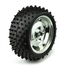 Off-Road Wheels - 85x38mm (2 pack)