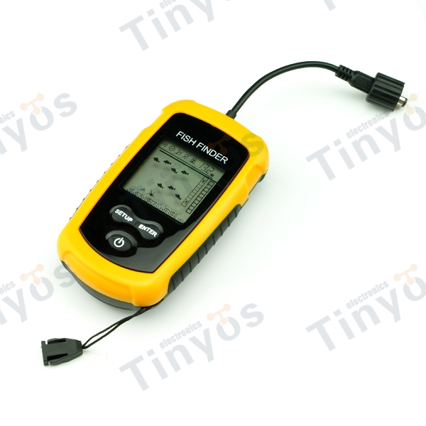 Portable fish finder for Portable fish finder ice fishing