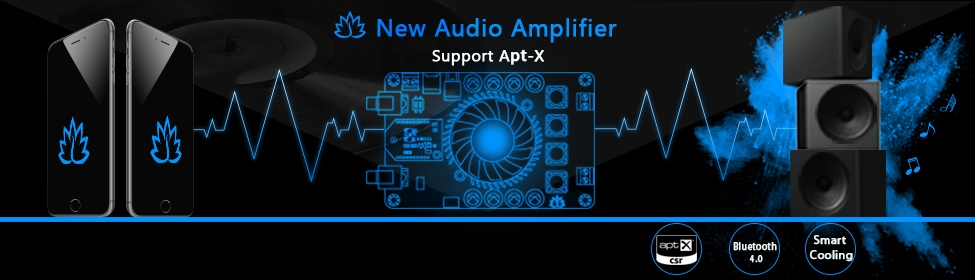 aptx amplifier