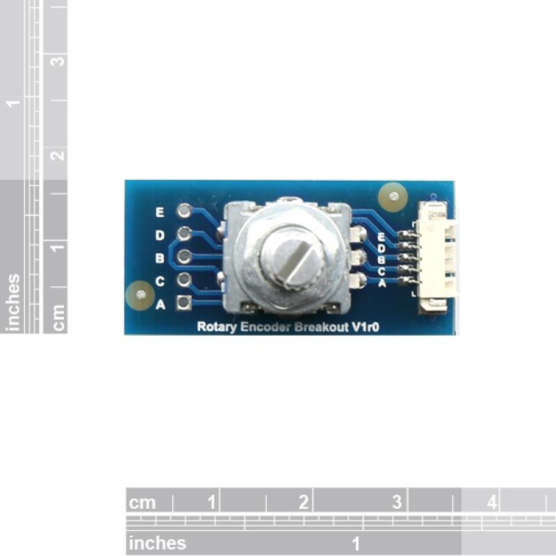 Rotary Encoder Breakout