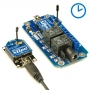 TOSR02-D - 2 Channel USB/Wireless Timer Relay Module Xbee Control Kit